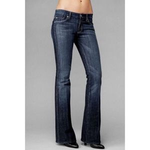 7 For All Mankind Denim - 7 For All Mankind A Pocket Flare Jeans