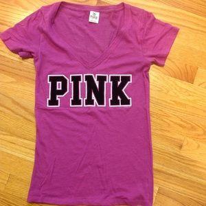 PINK Victoria's Secret Tops - VS PINK T-shirt
