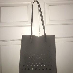 eddie borgo Handbags - Eddie Borgo grey jelly Neiman Marcus bag