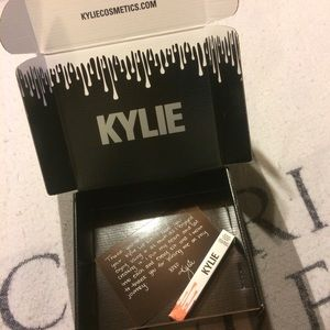 Kylie Cosmetics Other - Kylie Costmetics King K lipstick