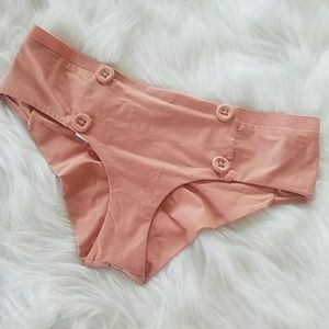 La Perla Other - La Perla Peach Booty Bikini Bottoms