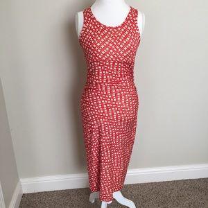 Diane von Furstenberg Dresses & Skirts - Diane Vin Furstenburg Ruched Dress Silk