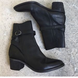 RESERVED/TRADE for KYLIE! All Saints Leather Boots