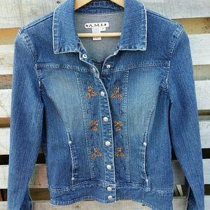 Ami Jackets & Blazers - A.M.I. Denim Jacket