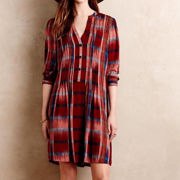 1e222099b98f Anthropologie Dresses & Skirts - 11 1 Tylho Anthropologie Tunic size XS