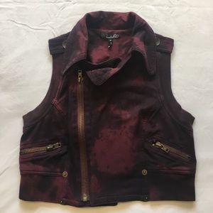 Mustard Seed Jackets & Blazers - Cropped Vest