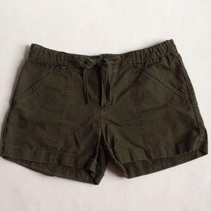 GAP Pants - Gap shorts Olive Green