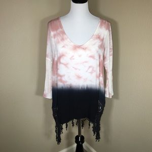 Buckle Tops - Stunning Tie-Dye Tunic from Buckle