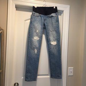 Maternity jeans Gap size 2
