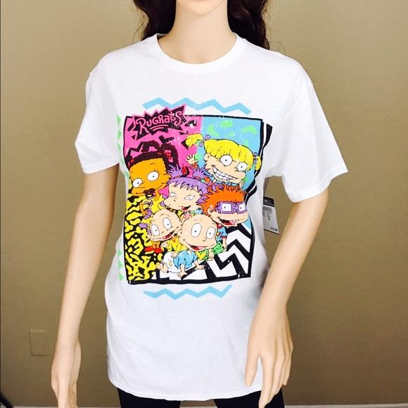 f8a58ecbdb6 Nickelodeon Tops | Nwt 90s Rugrats Shirt | Poshmark
