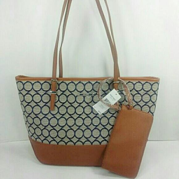 Nine West Handbags - NWT NINE WEST handbag tote