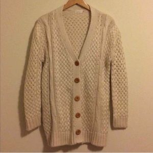 Millau Sweaters - LF Anthropologie Millau Chunky Cardigan OSFM