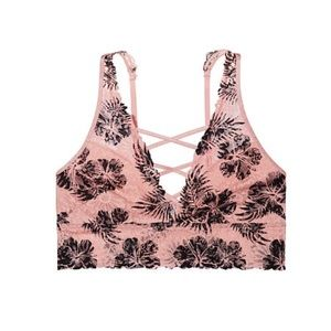 Victoria's Secret Other - Victoria's Secret Wildflower Lace Plunge Bralette