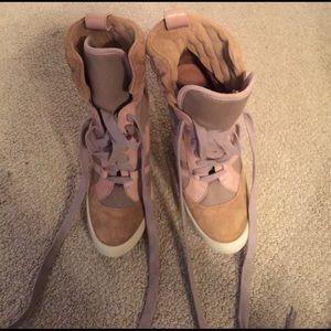 Chloe Shoes - Chloe wedge gym shoes