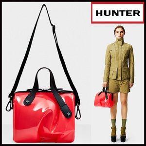 Hunter Boots Handbags - HUNTER ORIGINAL CROSSBODY Mini Duffle Bag