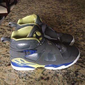 Jordan Other - Nike air Jordan retro 8 Laney size 7 sale!!