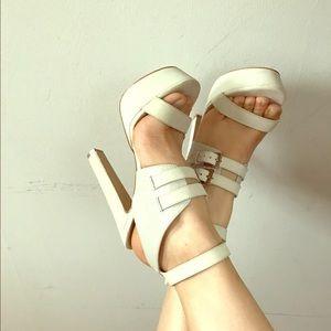 Aldo Shoes - Aldo Zauviel platform sandals US 7