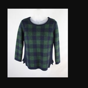 Margaret O'Leary Sweaters - Navy blue and green Margaret O'Leary sweater