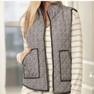 choies Other - Herringbone Vest