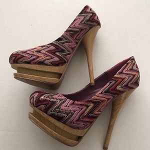 Alba Shoes - Alba Heels