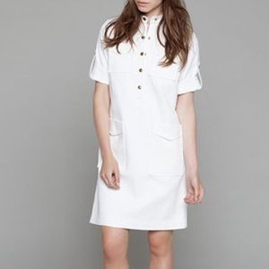 Emerson Fry Dresses & Skirts - Emerson Fry White Safari Dress