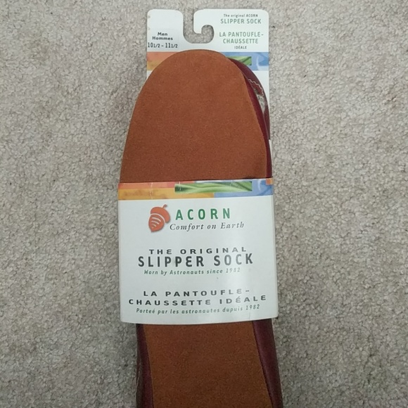 cheap for discount 20b7a 0e45b NIB The Original Acorn Slipper Sock