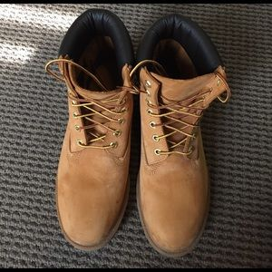 Timberland Other - Timberlands size 9 boots