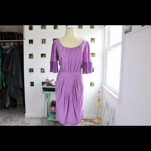 BCBG MAX AZRIA Purple Dress
