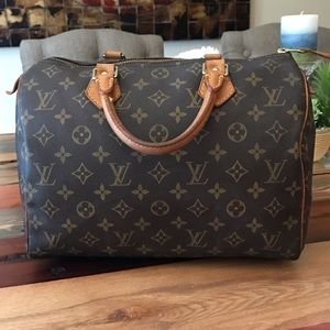 Louis Vuitton Handbags - Authentic Louis Vuitton Speedy 30