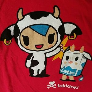 Tokidoki  Tops - EUC Tokidoki Shirt