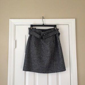 Weekend MaxMara wool mini skirt