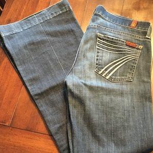 Seven7 Denim - Seven for all Mankind Dojo Jeans
