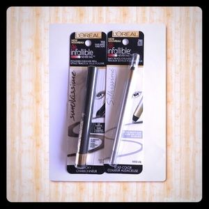 L'Oreal Other - L'oreal Infallible Never Fail Pencil Eyeliner