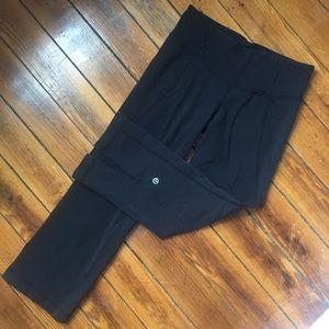 lululemon athletica Pants - Lululemon cropped yoga pants