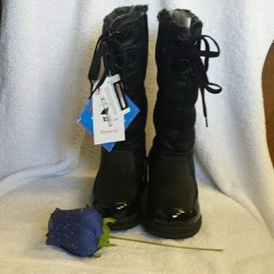 totes Other - TOTES JULIA GIRLS WATERPROOF  WINTER BOOTS SIZE 1
