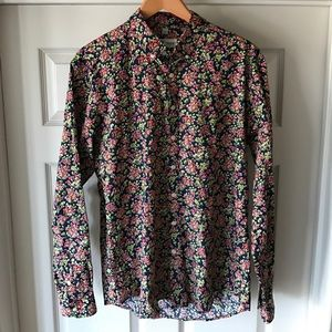 Frank & Oak Other - Men's Button Down Shirt in Floral Print