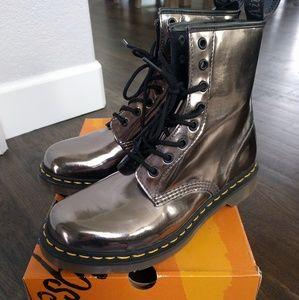 Dr. Martens Shoes - Dr. Marten Air Wair Tin Man Boots