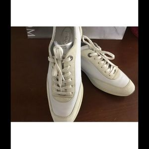 Tod's Shoes - White Tod's tennis/walking shoes