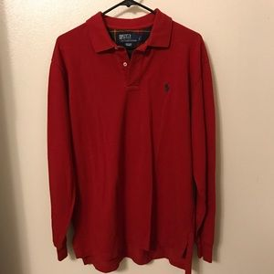 Polo by Ralph Lauren Other - Polo by Ralph Lauren Large Long Sleeve Polo shirt