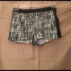 Do & Be Pants - Do & Be Leather Accent Shorts