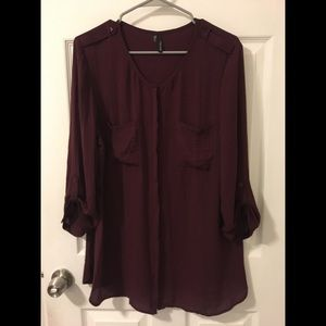 Maurices size xl blouse