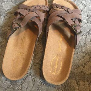 Shoes - Birkenstock look alike sandals