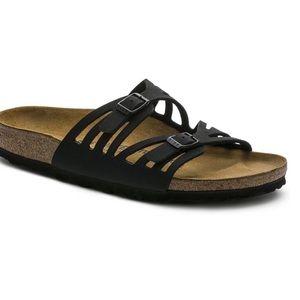 Birkenstock Shoes - GRANADA SOFT FOOTBED Birkenstock