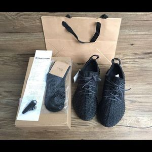 Yeezy Other - Pirate Black Yeezy Boost