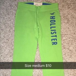 Hollister Other - Sweatpants