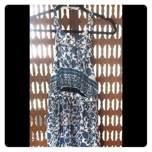 Lulu's Other - NWT Summer Maxi Dress from Lulus, sz M