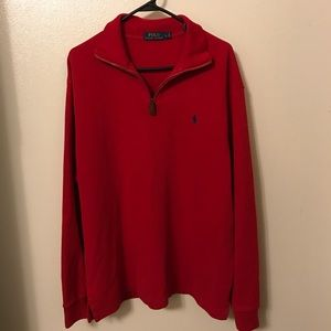 Polo by Ralph Lauren Other - Polo by Ralph Lauren Large Half Zip Sweater