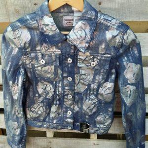 Parasuco Jackets & Blazers - Parasuco Jean's Denim Jacket