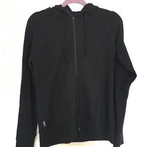 Icebreaker Sweaters - Black Icebreaker merino wool hoody