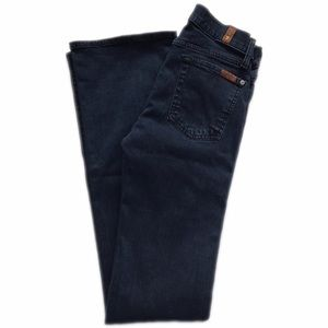 "7 For All Mankind Denim - 7 For All Mankind ""The Skinny Bootcut"" Jeans"